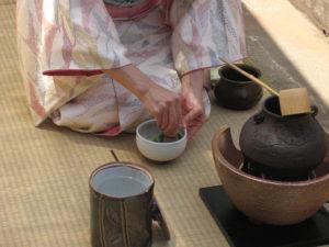 La cérémonie du thé chinoise