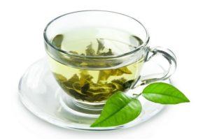 Les perte de poids et le thé vert
